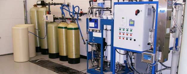 Industrial Water Treatment Treatment Services High