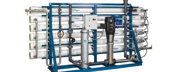 Reverse Osmosis for Commercial and Industrial applications
