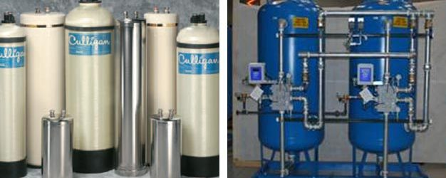 Service Deionization and Medical Deionization applications
