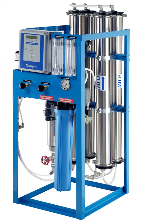 reverse osmosis water treatment technology
