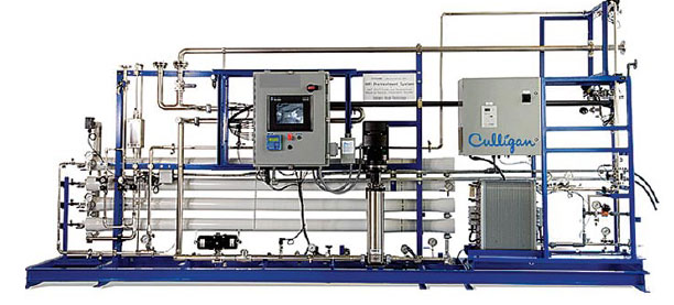 Skid Mounted Systems Water Purification Water Filtration